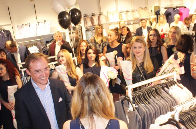 Orsay, Neueröffnung, Düsseldorf, neues Business-Konzept, Lifestyle, Matthias Klein, Click & Collect