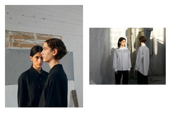 Seidensticker und Andreas Murkudis präsentieren Kapselkollektion