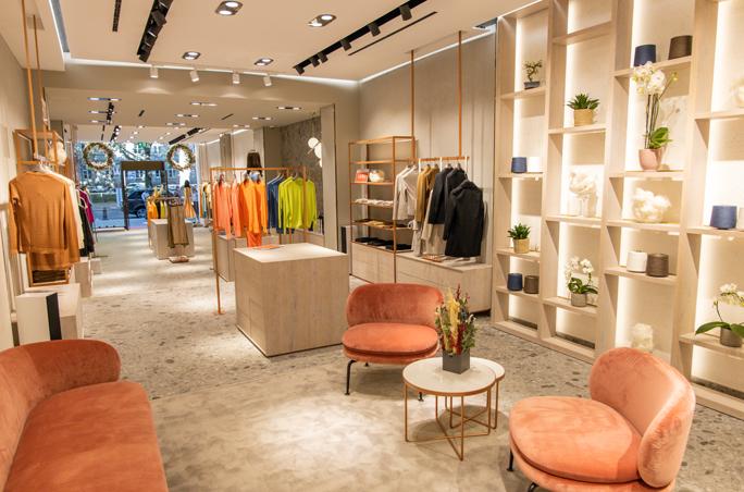 Falconeri: Expansion in Deutschland