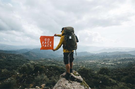 Jack Wolfskin führt 'Backpack-Videos' als Zahlungsmittel ein