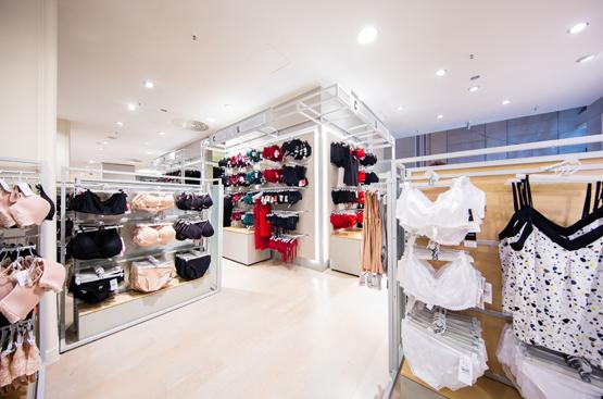 Chantelle eröffnet Multi-Brand Konzept im KaDeWe
