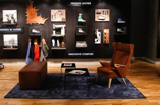 Ecco: Neuer Store in Düsseldorf