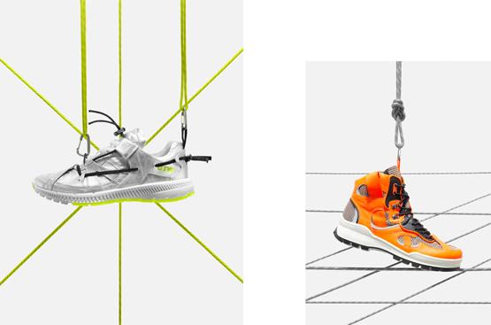 Ecco designt Funktions-Schuh mit Studio Hagel