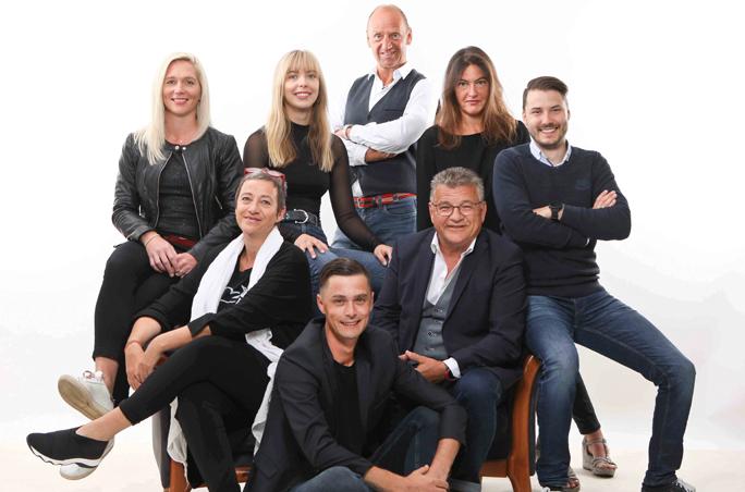 Roberto Design International: Neues Vertriebsteam