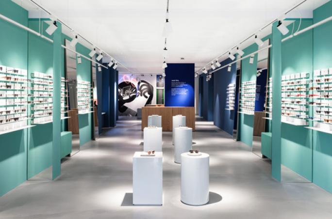 ace tate mit zweiten berliner store textilmitteilungen. Black Bedroom Furniture Sets. Home Design Ideas