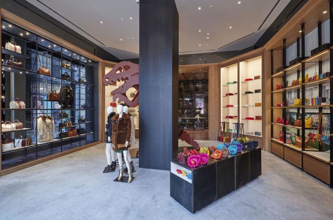 Coach, London, Flagshipstore, Luxus, Accessoires, Regent Street, Taschen