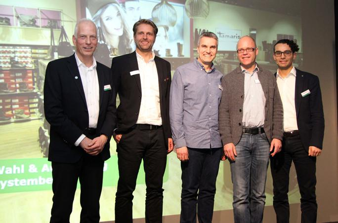 Quick Schuh, Systembeirat, ANWR, Franchise