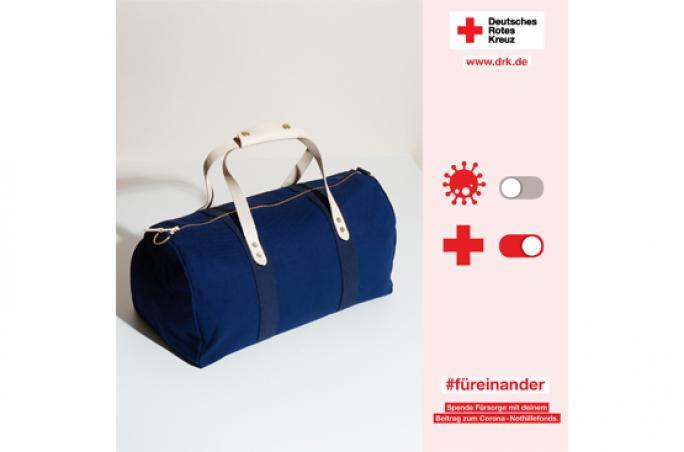 Souleway spendet an das Deutsche Rote Kreuz