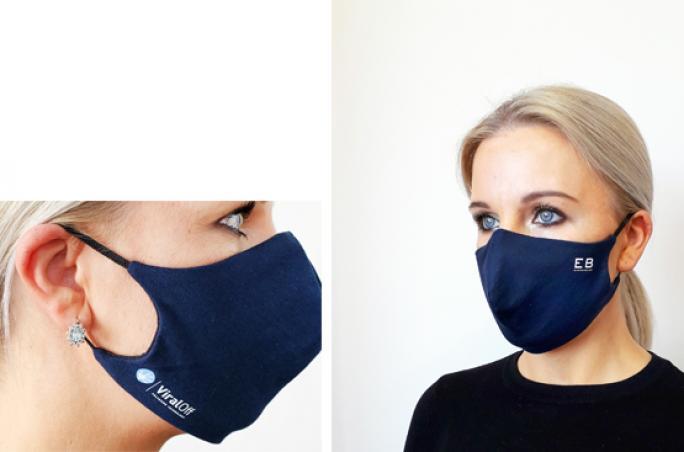 Everbasics führt Maske mit antiviraler Technologie ein