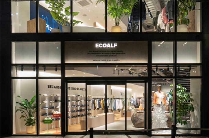 Ecoalf eröffnet Flagship-Store in Tokyo