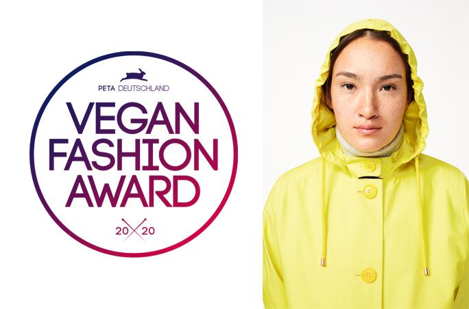 Peta verleiht Vegan Fashion Award 2020