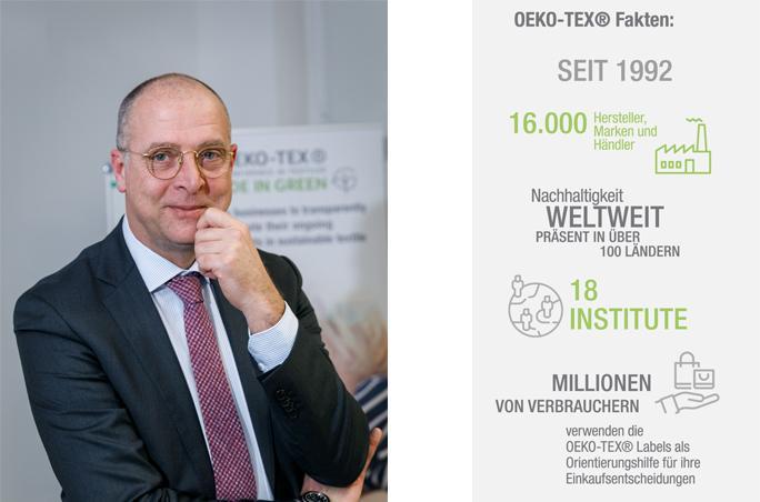 Oeko-Tex - Georg Dieners veröffentlicht Fünf-Thesen-Papier