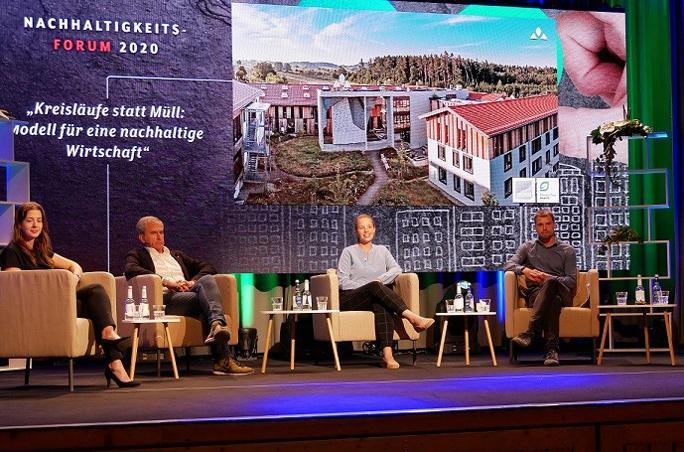 Vaude ruft Akademie für nachhaltiges Wirtschaften ins Leben