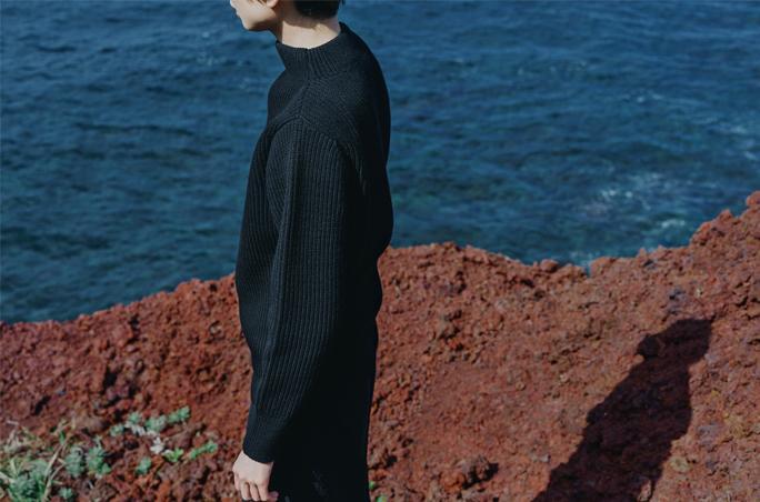 Goldwin lanciert Unisex-Sweater aus Biopolymergewebe