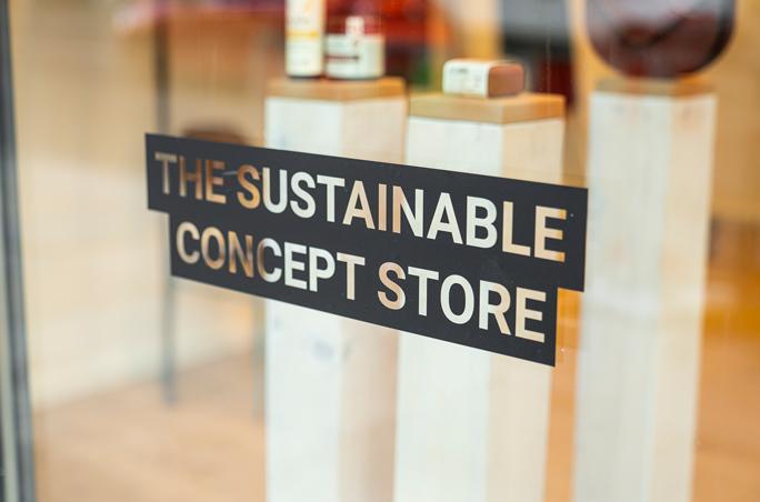 Store Opening I - Staiy eröffnet ersten Concept Store
