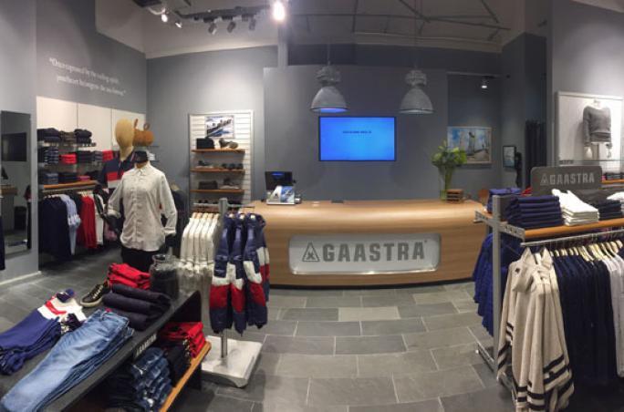 Gaastra eröffnet Store im Berliner Alexa