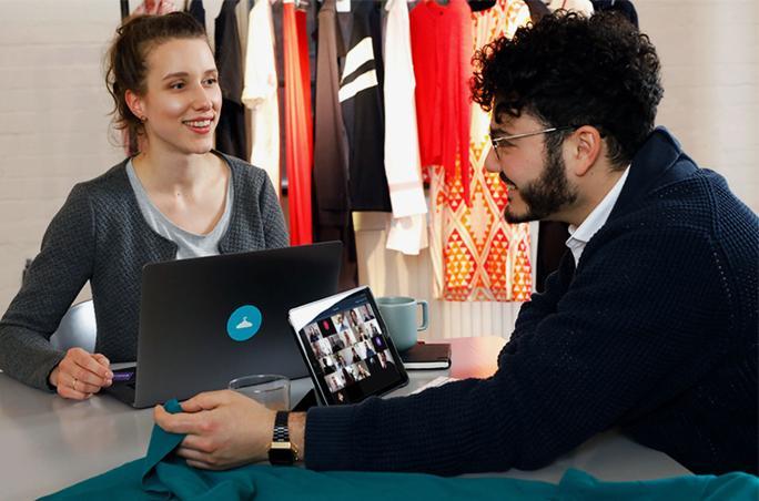 Fashion Cloud - Digital Fashion WeekSummer Editon