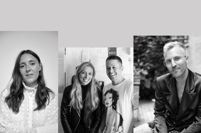 Portraits der Finalist:innen des Sustainability Awards