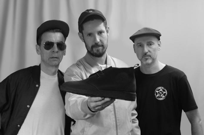 Ekn Footwear x Freundeskreis: Neuinterpretation des 'Desert Boot'