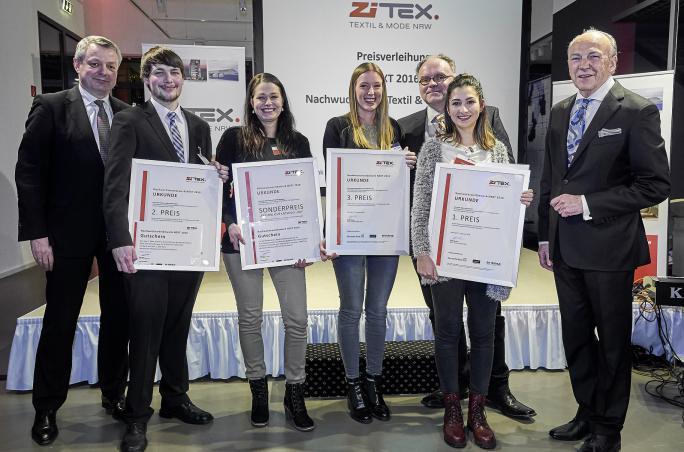NEXT Award, Zitex, Detlef Braun, Bugatti GmbH, Textil, Nachwuchs