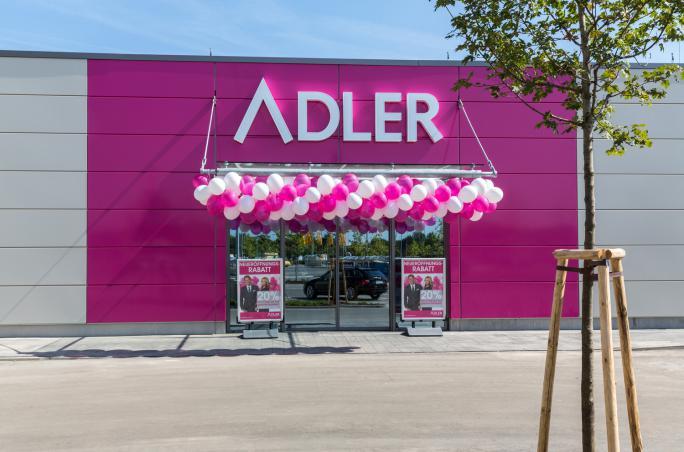 Adler, Steilmann, Markenrechte, Eigenmarke Lothar Schäfer