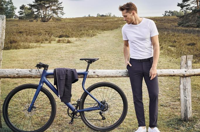 Alberto präsentiert Hybrid Pants