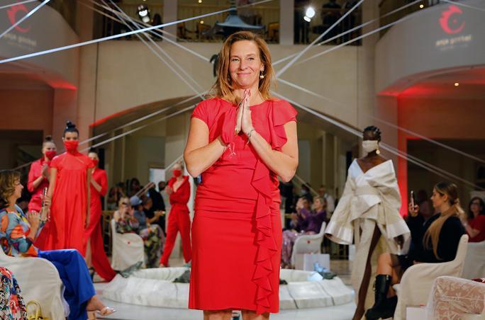Anja Gockel hält an Standort Berlin fest