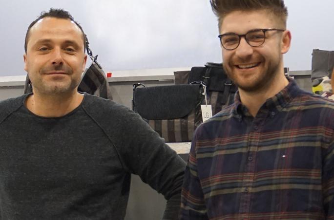 Mathias Colin Komo, Best Selected Brands, Vincenzo Lops, Louiz & Lou, Lei è Cozy