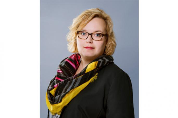 Textil vernetzt: Anja Merker übernimmt Leitung