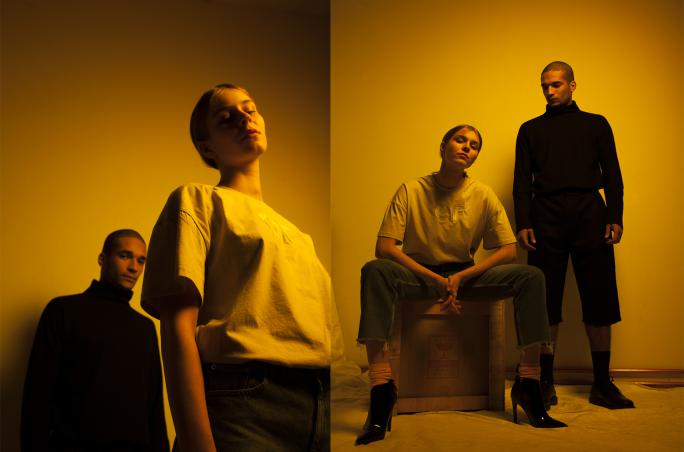 AOD, Contemporary Streetwear, Pascal Stüsser, Tom Fahrentrapp, Frühjahr/Sommer 2017