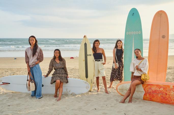 Ba&sh zollt mit Kampagne Tribut an Female Entrepreneurship