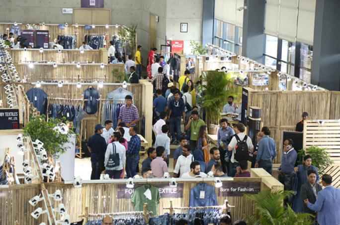 Bangladesh Denim Expo zählt mehr Besucher