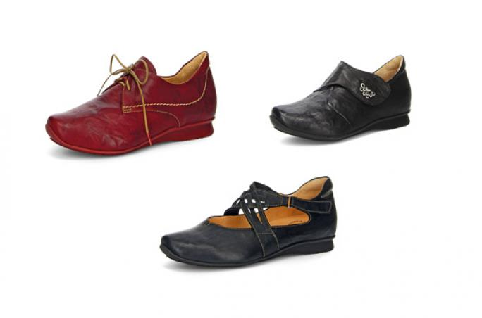 Think! Schuhe mit 'Blauer Engel'-Siegel ausgezeichnet