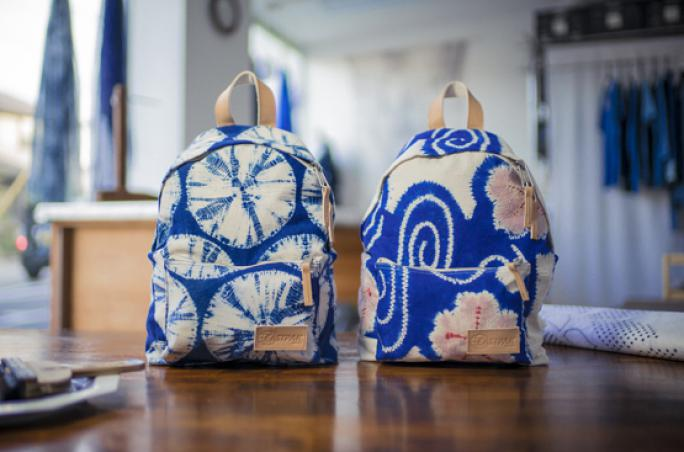Eastpak lässt japanische Handwerkskunst aufleben