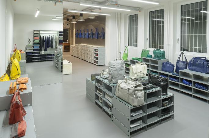 Freitag Store in Frankfurt am Main