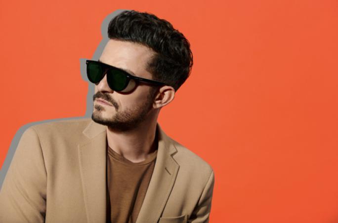 Orlando Bloom ist neues Testimonial von Boss Eyewear