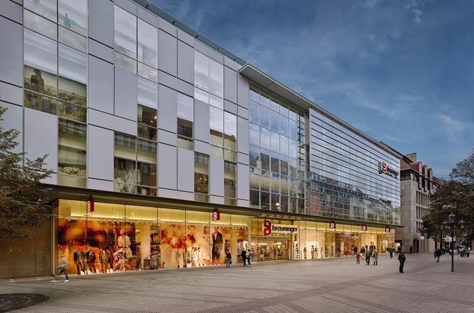Breuninger: Shoppingerlebnis auf 11.000 Quadratmetern