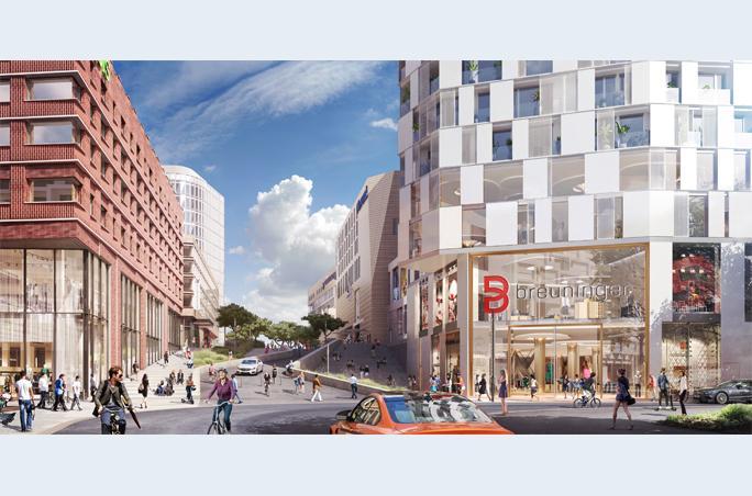 Breuninger startet Flagship-Store in Hamburg