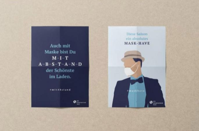 BTE: Kampagne zur Maskenpflicht