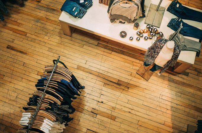 BTE fordert mehr Unterstützung für stationären Modehandel