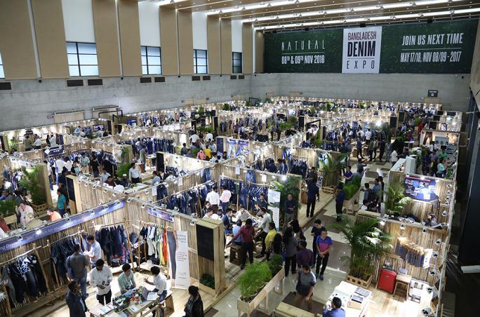 Bangladesh Denim Expo, Natural Denim, Nachhaltigkeit