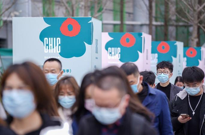 Chic Shanghai März 2021