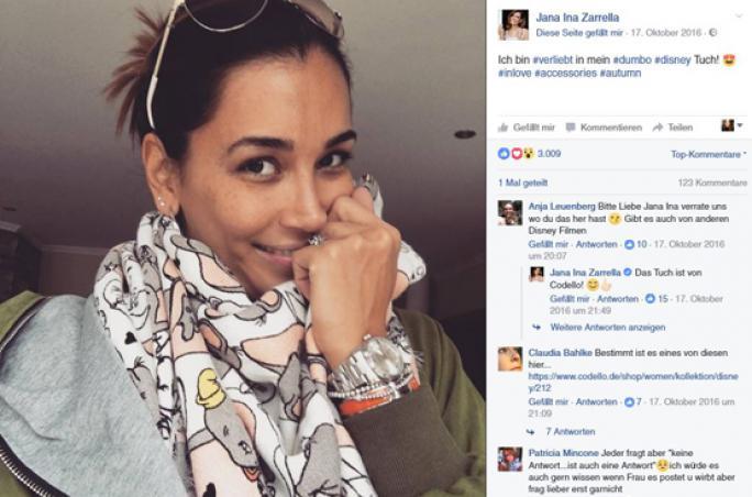 Codello: Dumbo-Kollektion sorgt für Follower-Zulauf