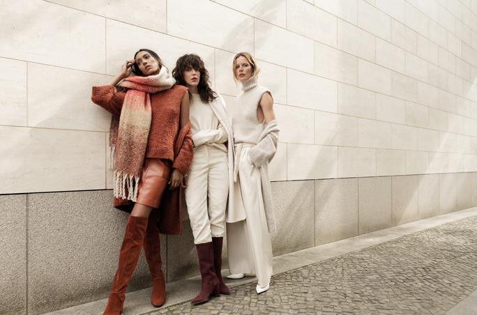 Neue Kampagne: Comma setzt starke Frauen in Szene