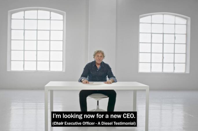 Diesel: Neuer CEO via Facebook