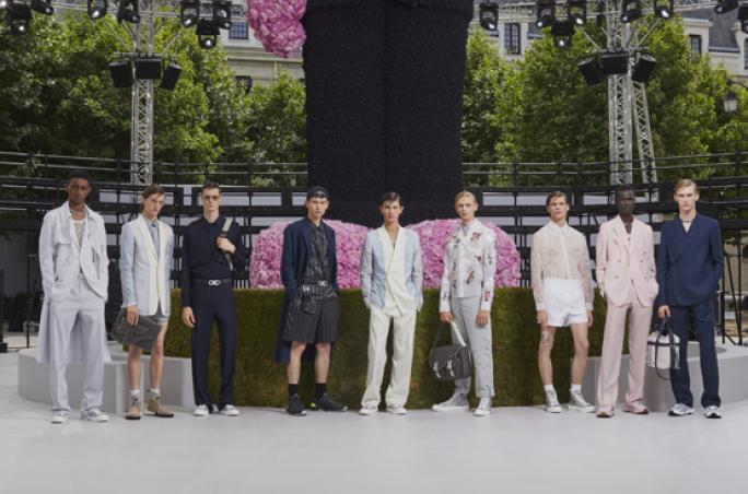 Dior verkündet erste Pre-Fall Show Men