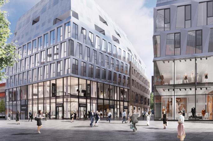 Breuninger: Dorotheen Quartier eröffnet bald