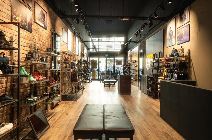 Dr. Martens schickt Frankfurter Store an den Start