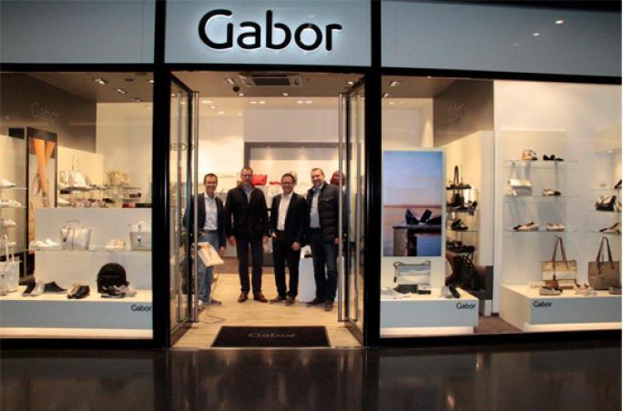 Drei neue Gabor-Markenstores in der Schweiz