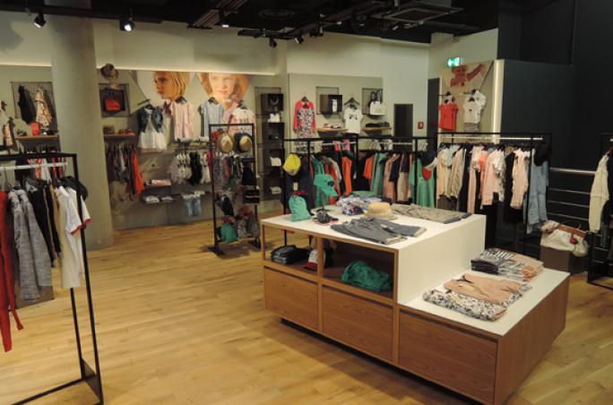 IKKS startet ersten Store in Stuttgart